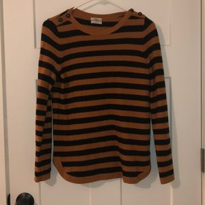 Madewell Wallace Cashmere Sweater